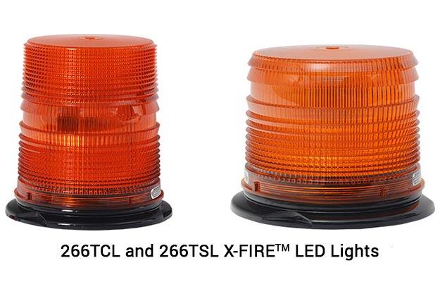 Introducing X-Fire<sup>TM</sup> LED Lights