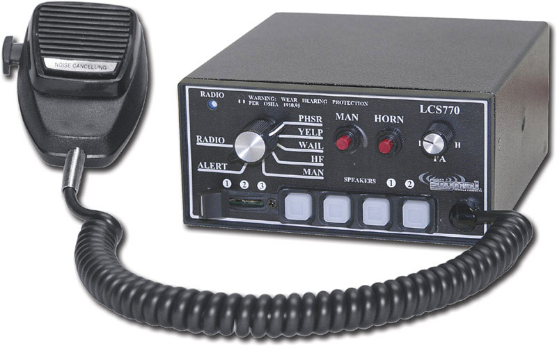 LCS770 lcs600 pa air horn aux security mic 100 watt siren for police Emi Wiring Diagram at readyjetset.co