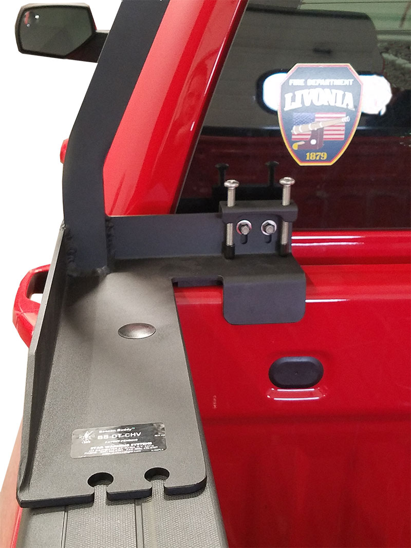 2018 Chevy Silverado >> Pick-Up Stake Bed Post for Light for Police, Fire, Emergency Vehicle Warning Systems, D.O.T ...