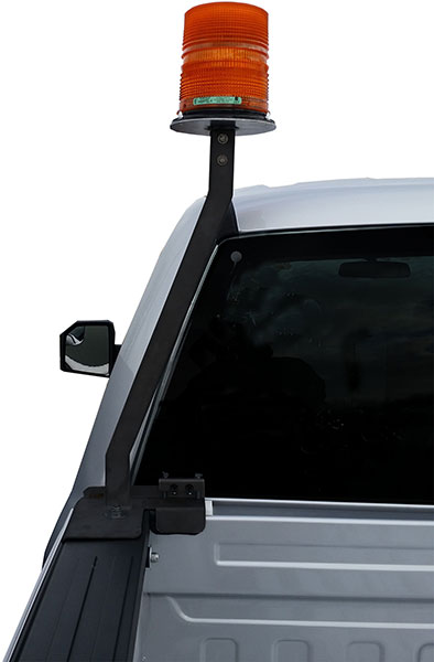 Pick Up Stake Bed Post For Light For Police Fire