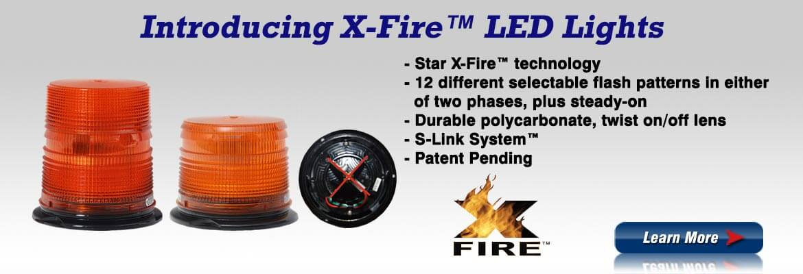 266TCL AND 266TSL STAR X-FIRE